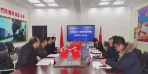 中国农业大学副校长林万龙一行到宝鸡职业技术学院考察交流
