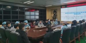 陕西机电职业技术学院副院长徐圣月带队参观考察西安中兴通讯