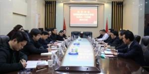 陕能院与陕西煤业化工建设(集团)有限公司举行校企合作签约仪式