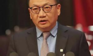 西安欧亚学院董事长胡建波在陕西省政协十二届四次会议作发言报告