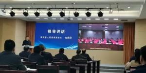 陕西机电职院参加陕西高校学生工作暨毕业生就业创业推进视频会