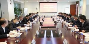 西安石油大学校长李天太带队赴中海石油上海分公司走访交流