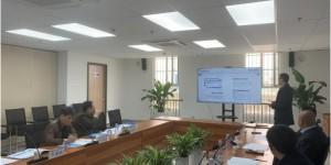 西航理学院、计算机学院赴陕西长安计算科技有限公司洽谈交流